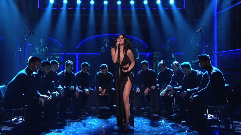 Selena Gomez's Sexy SNL Dress Is the Type You Definitely Won't Forget