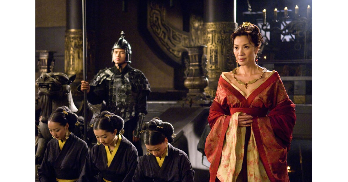 The Mummy Tomb Of The Dragon Emperor 2008 Who Plays Eleanor Young In Crazy Rich Asians Popsugar Celebrity Australia Photo 7