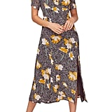 ASTR the Label Zenn Floral Midi Dress