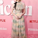 Lucy Boynton at The Politician's Premiere at DGA Theater
