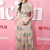 Lucy Boynton at The Politician's Premiere at DGA Theatre