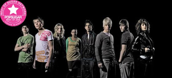 Best of 2008: Skins is PopUK's Favourite British TV Show