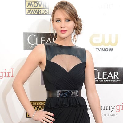 Poll: Jennifer Lawrence, Nina Dobrev Critics Choice Dresses