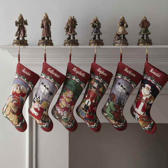 Traditional Holiday Stockings 2012