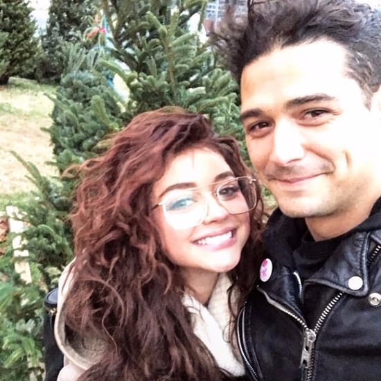Sarah Hyland and Wells Adams Pictures