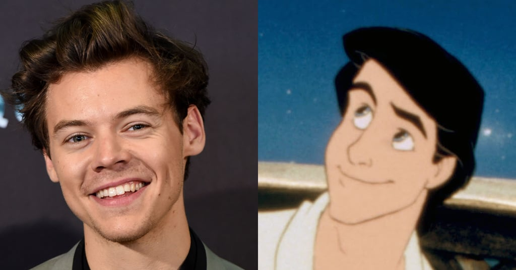 Funny Tweets About Harry Styles Turning Down Prince Eric