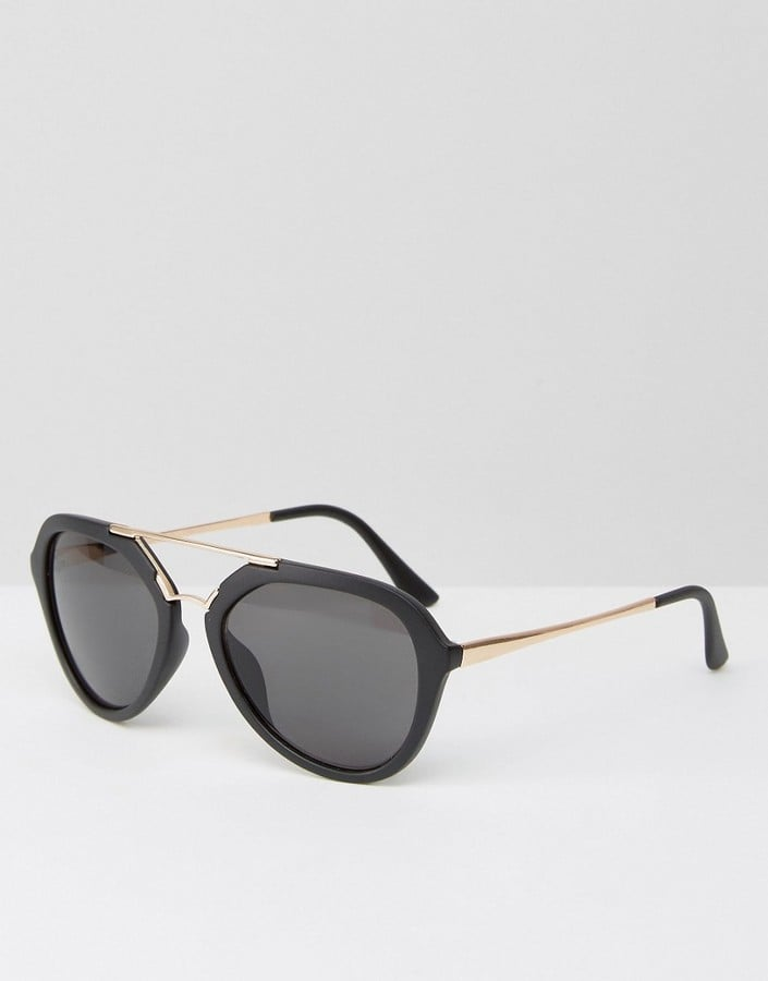 56951abb973 The hardware on these A. J. Morgan AJ Morgan Aviator Sunglasses ( 19) makes  them look