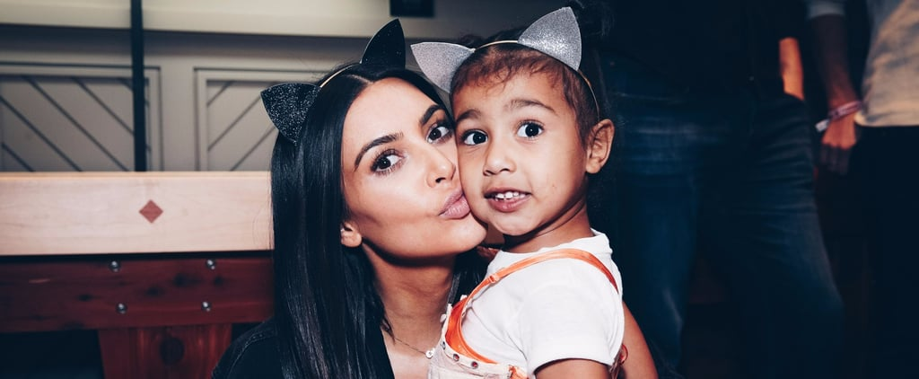 Kim Kardashian Copying Designers For Kids Supply