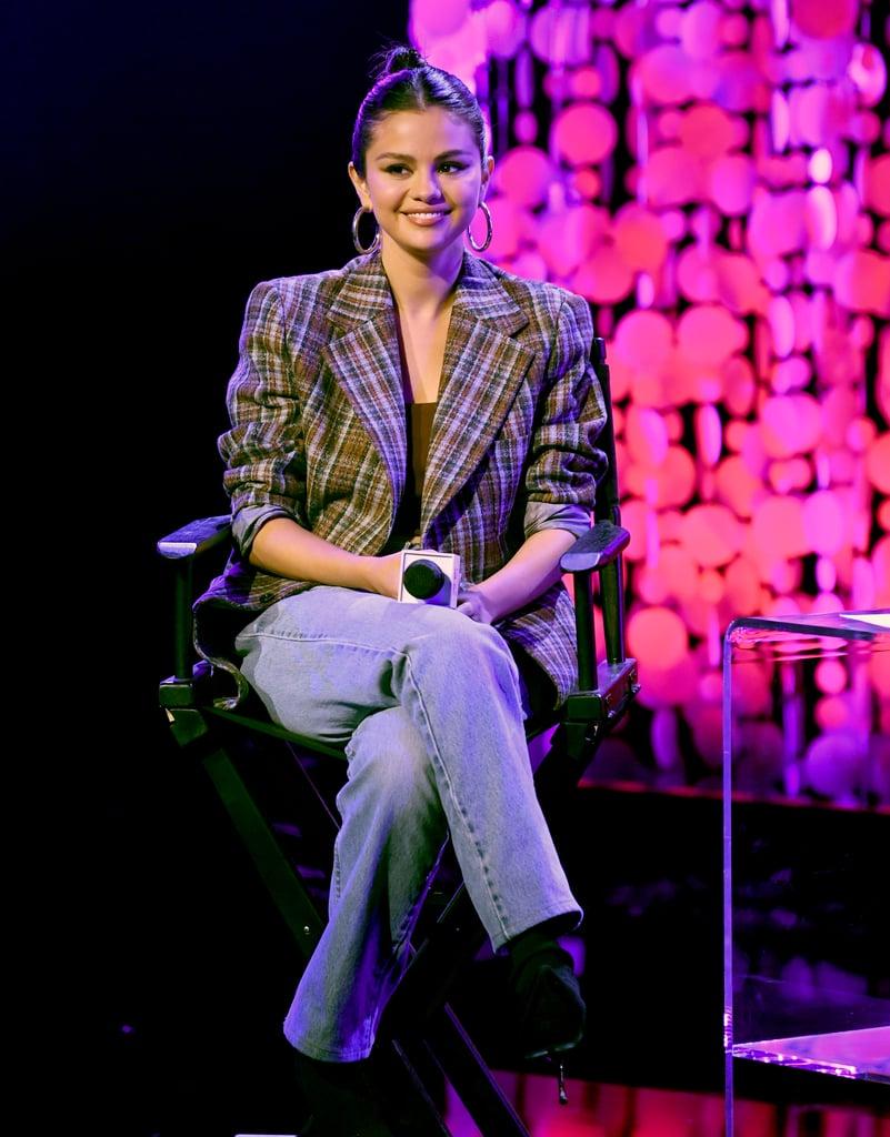 Selena Gomez at Her iHeartRadio Album Release Party