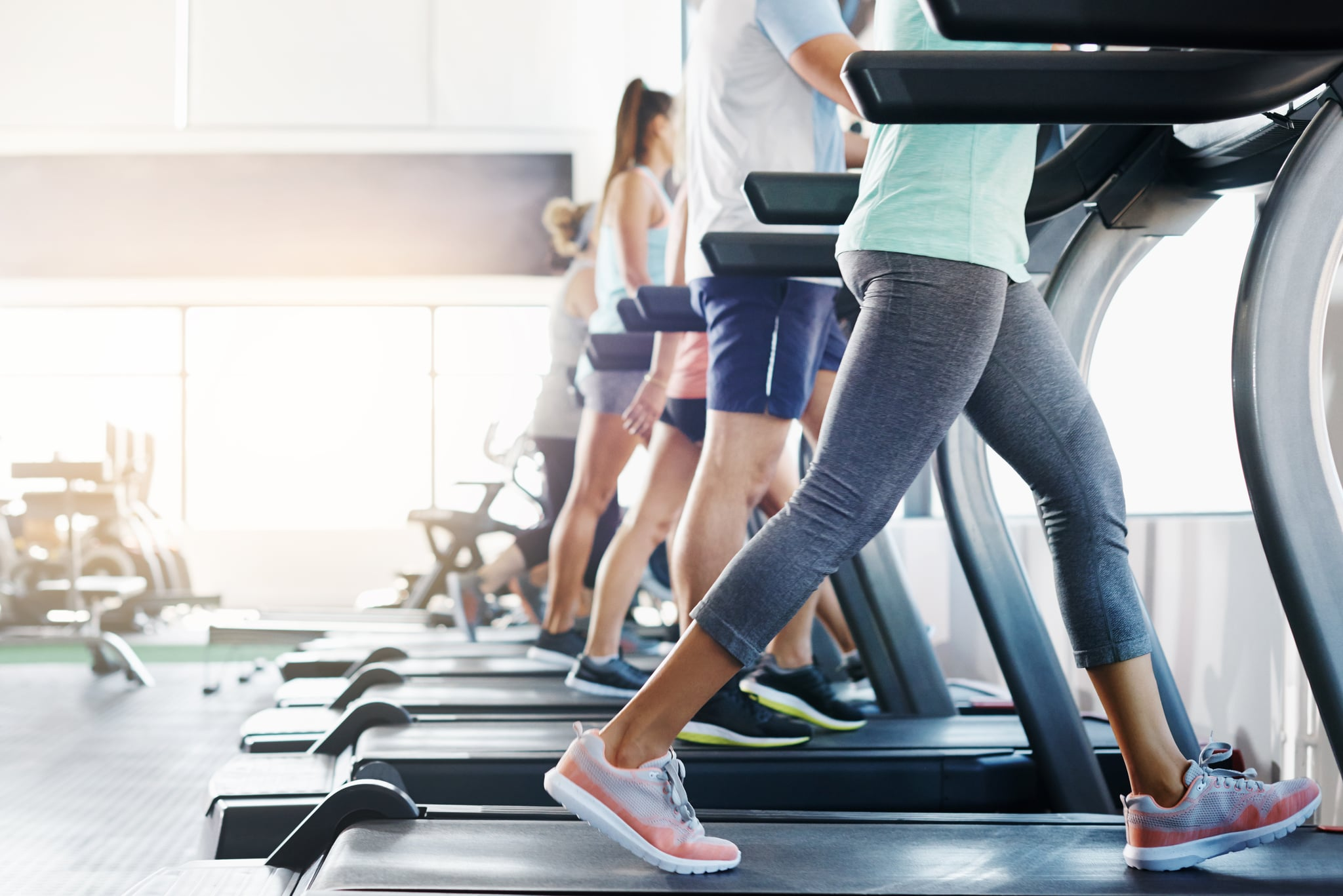 Too Cold to Walk Outside? Do This 20-Minute Calorie-Burning Treadmill Workout Instead