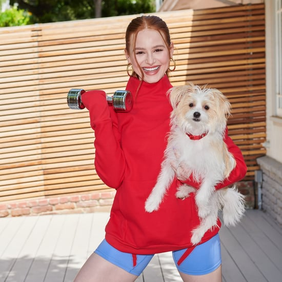 Madelaine Petsch Shares a Sneak Peek of Her Workout Routine