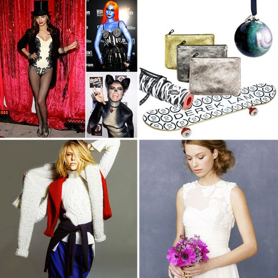 Fab Recap — The Best Celebrity Halloween Costumes, Wedding Inspiration, and the Fall Basics You Need to Shop Now