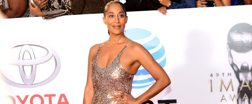 Tracee Ellis Ross Workouts