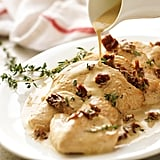 Chicken With Creamy Sun-Dried Tomato Sauce