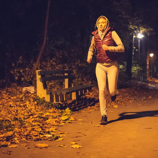 Personal Essay on Being a Woman Running at Night