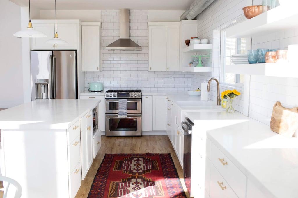 Every 6 Months: Inside Oven & Fridge