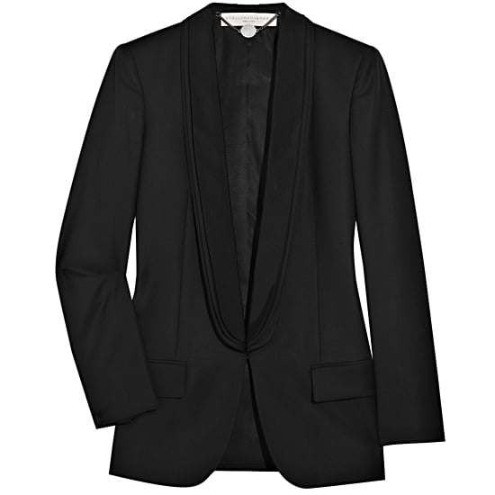 Stella McCartney Wool Tuxedo Jacket, $1,895