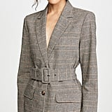 BB Dakota Belted Blazer ($172.94)