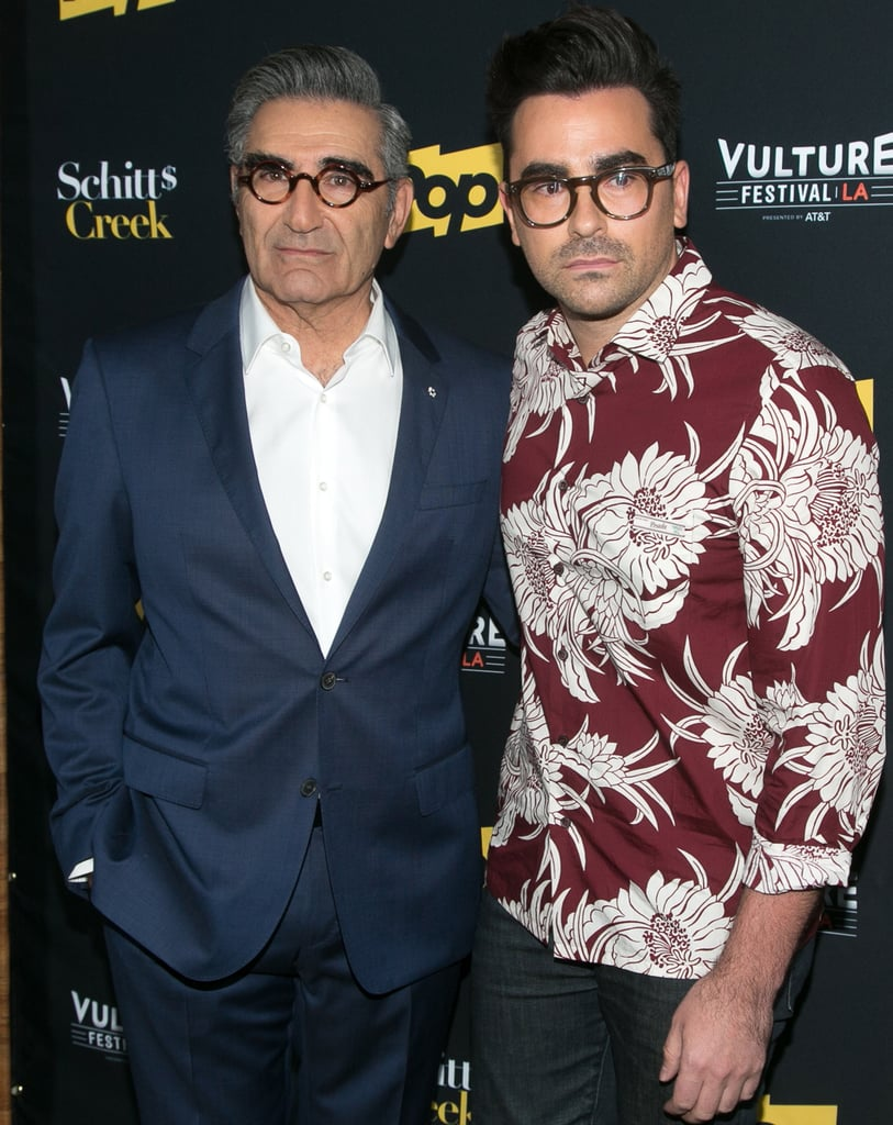 Eugene Levy and Daniel Levy Pictures | POPSUGAR Celebrity Photo 19