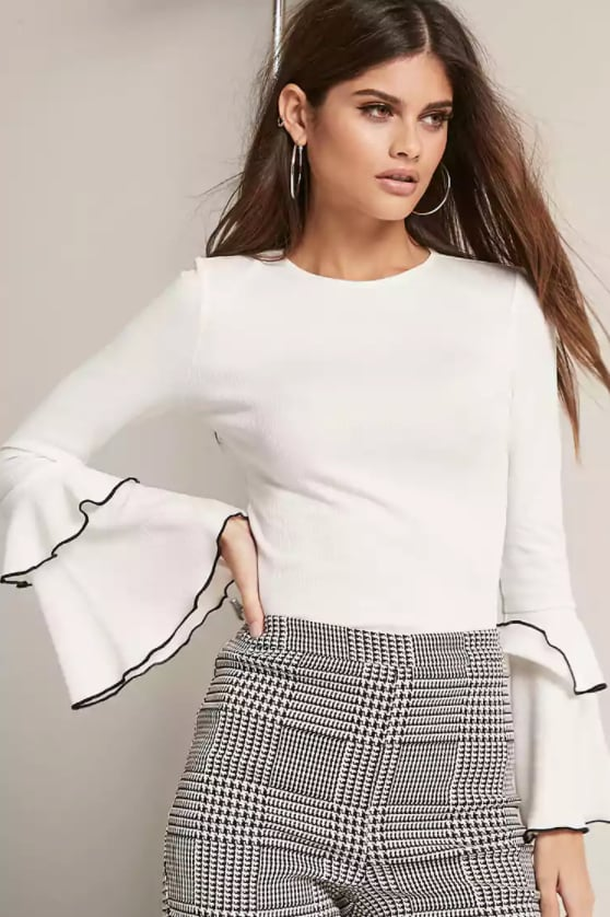 Forever 21 Ribbed Knit Top Gifts To Give Yourself Popsugar