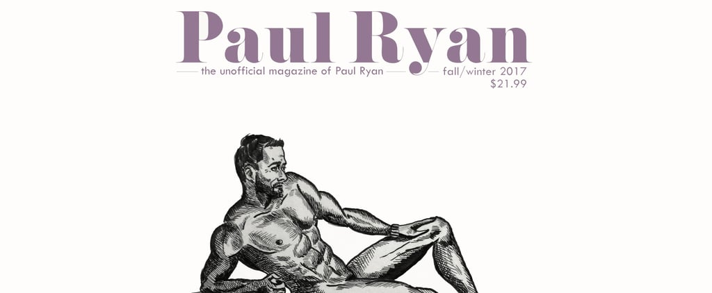 Paul Ryan Magazine Is the Satirical Publication We All Need Right Now