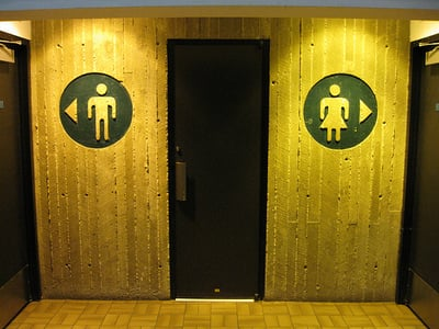 When to Stop Taking Your Son to the Women's Bathroom