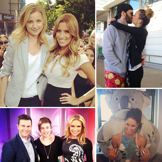 Cute Candids Celebrities Shared This Week!