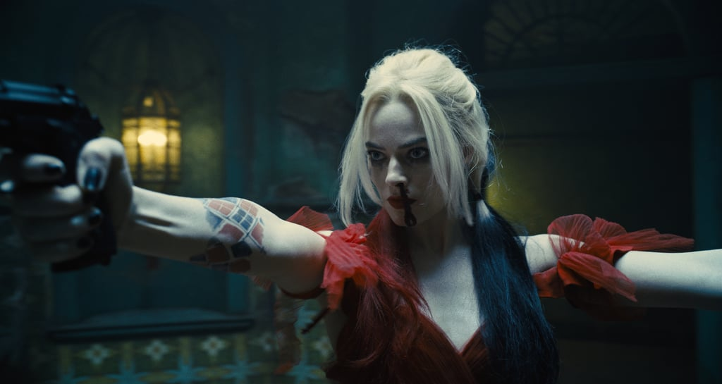 Margot Robbie's Makeup Had to Be Removed With a Hose Every Day