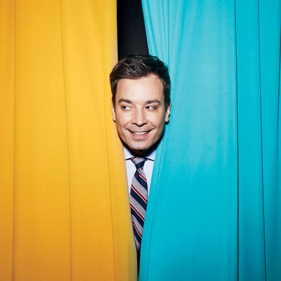 Jimmy Fallon in Men's Health Magazine March 2014