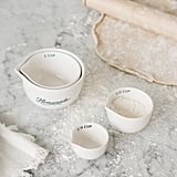 Homemade Measuring Cups