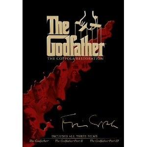 The Godfather - The Coppola Restoration Giftset ($32)