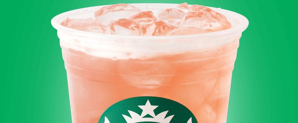 Starbucks Teavana-Flavored Tea Lemonades
