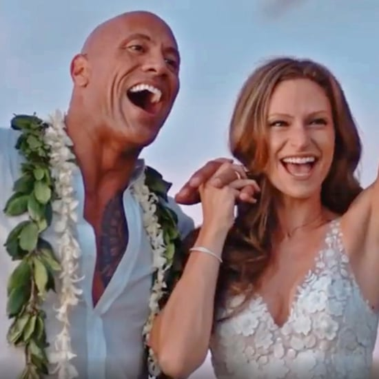 Watch Dwayne Johnson and Lauren Hashian's Wedding Video
