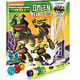 Teenage Mutant Ninja Turtles Interactive Storybook with 3-D Projection Light