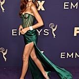 Zendaya at the 2019 Emmys