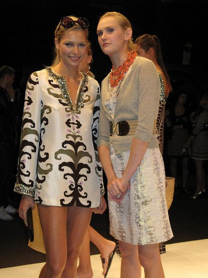 New York Fashion Week, Spring 2008: Tory Burch