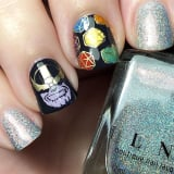 31 Avengers: Endgame Nail Art Ideas That Put the Marvel Universe at Your Fingertips