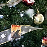 Harry Potter Book Cover Ornament
