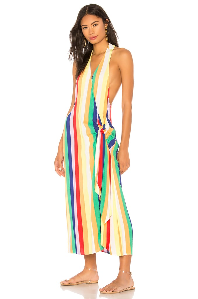 Kendall + Kylie Wrap Cover-Up