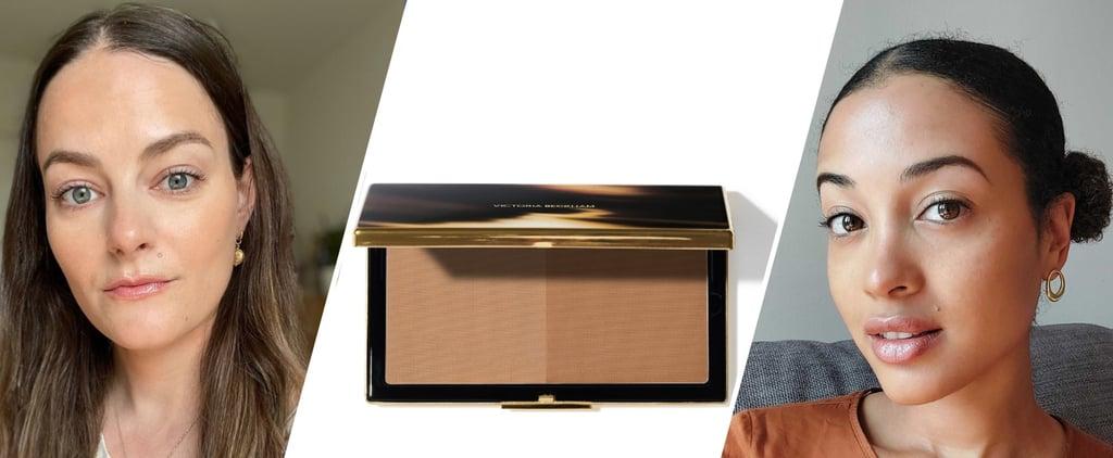 Victoria Beckham Beauty Matte Bronzing Brick Review, Photos