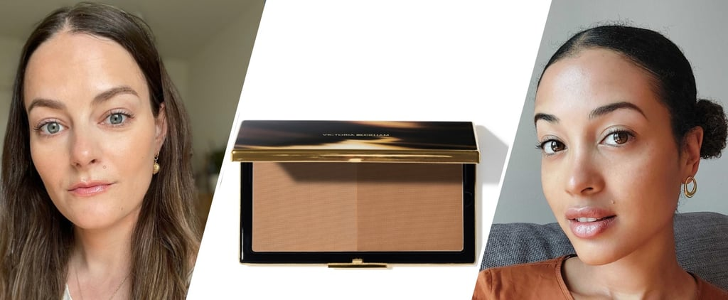 Victoria Beckham Beauty Matte Bronzing Brick Review & Photos