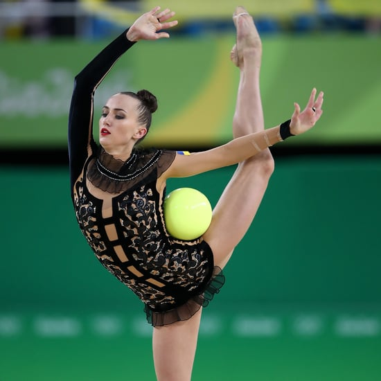 """I Put a Spell on You"" Rhythmic Gymnastics Routine Rio 2016"