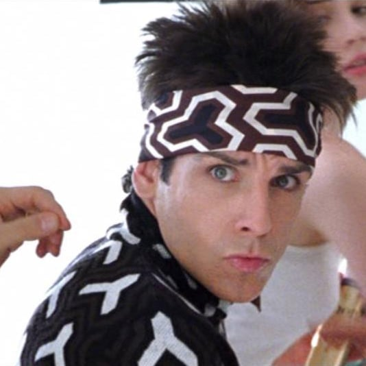 Zoolander Fun Facts And Funny GIFs