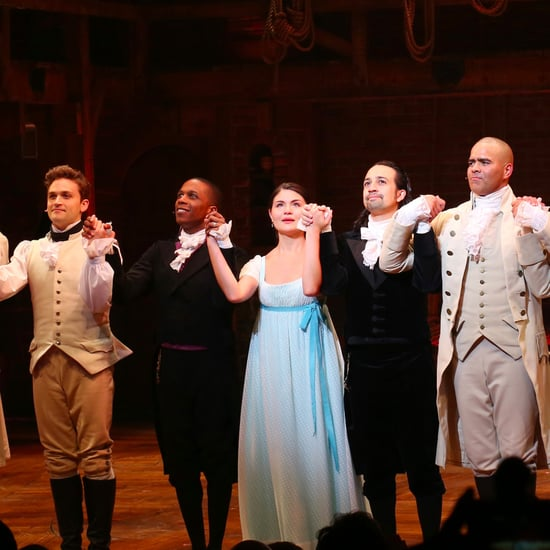 Mike Pence at Hamilton (Video)