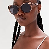 Bella Rounded Cat-Eye Sunglasses