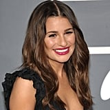 Get Lea Michele's Textured Waves