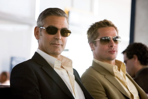 Ocean S Thirteen 2007 George Clooney S Onscreen Evolution From Mullet To Movie Star Popsugar Entertainment Photo 29