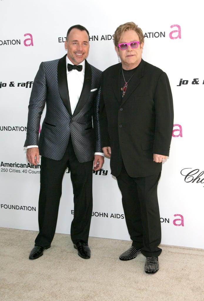 Photos From Elton John's 2011 Annual Oscars Party