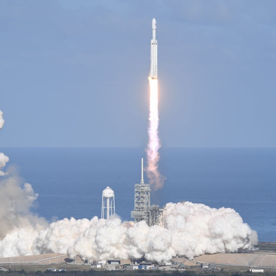 Elon Musk and SpaceX Falcon Heavy Successful Launch to Mars