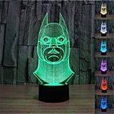 Batman Model Color Changing LED Lamp ($19)
